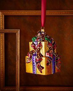 Present Christmas Ornament