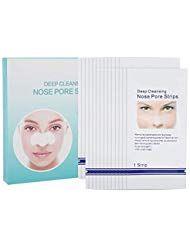 24pcs Tiefenreinigung Porenstreifen Maske Hautpflege Peel Off