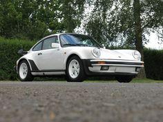 1987 Porsche 911 930 Turbo - Silverstone Auctions 1987 Porsche 911, Porsche 930 Turbo, 911 Turbo, Classic Cars, Porsche Classic, Carrera, Race Cars, Automobile, Auction