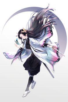 Demon Slayer: Kimetsu no Yaiba, tabi socks, Demon Slayer bookmarks / かなえ - pixiv Anime Neko, Kawaii Anime Girl, Otaku Anime, Sad Anime, Fan Art Anime, Anime Art Girl, Manga Art, Anime Girls, Anime Angel