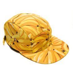 MOUPIA Bananas 5 Panel Hat