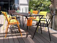 Meubles de jardin Monceau - Fermob photo 8 - Crédit photo : Véronique Védrenne