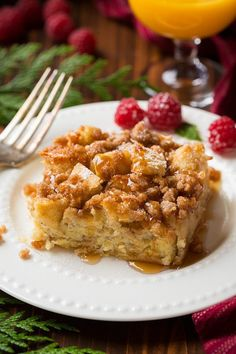 Overnight French Toast Casserole - Cooking Classy - Healty for All People Overnight French Toast, French Toast Bake, French Toast Casserole, Breakfast Dishes, Breakfast Recipes, Bacon Breakfast, Breakfast Potatoes, Breakfast Ideas, Nutritious Breakfast