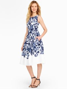 Dear Stitchfix stylist, this is an example of an item I would wear on weekends and holidays.  I am considering the dress for summer weddings and graduations. Talbots 2016
