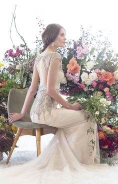 The Modern Muse ~ The Spring Summer 2014 Collection from Gwendolynne