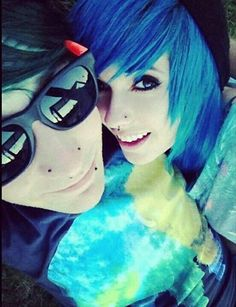 are leda and matt still dating