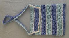 Easy Handbag | AllFreeCrochet.com