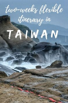 Taiwan itinerary - backpacking from Taipei to Kenting in 10/14 days  A great and flexible itinerary to explore Taiwan, backpacking or cycling.Hikes, hot spring, and amazing sceneries of Taiwan north and east coast. A blog post about everything you need to know to plan your itinerary in Taiwan.  #Taiwan #taipei #backpacking #asia #overland #overlanding #roadtrip #bicycletouring #bicycletravel #worldbybike #cycling #cicloturismo #bikepacking #slowtravel #offthebeatenpath #travel #onabudget
