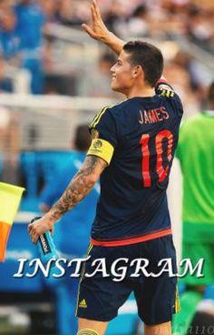 Lee 10 de la historia Instagram. ||James Rodríguez|| por lilyjco (b a r c e l o n a✨) con 256 lecturas. taylorhill, isc...