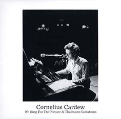 cornelius cardew - we sing for the future & thalmann variations (12inch vinyl lp)