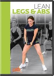 Cathe Friedrich Legs and Abs-Firewalkers & barre extra!! Ow...I mean Wow!