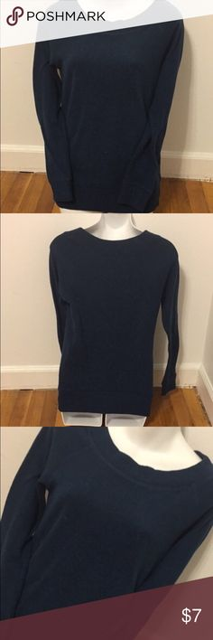 Forever 21 Royal Blue Sweater Royal blue sweater from Forever 21. Size small. Form fitting and warm. I SHIP SAME DAY AS PURCHASE ON ALL MY ITEMS. Forever 21 Sweaters