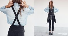 slim jeans overall