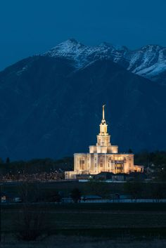 Payson Temple / / The Church of Jesus Christ of Latter-day Saints