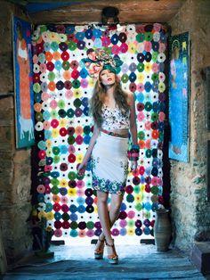 4ff6cbd1475 Boneca de Luxo - Summer 2014 campaign