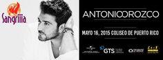 Antonio Orozco: Ozean's Club Tour #sondeaquipr #antonioorozco #ozeansclubtour #coliseopr #choliseo #hatorey #sanjuan