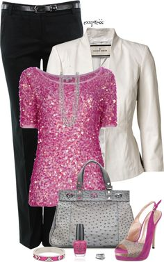 """""""Contest: Sequins"""" by exxpress on Polyvore"""