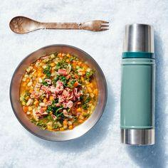 Pekoni-kasviskeitto | Liha, Keitot | Soppa365 Salt, Waiting, Food, Essen, Salts, Meals, Yemek, Eten