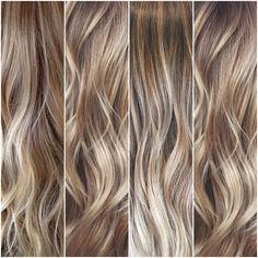 Blondes, Blondette , hair goals