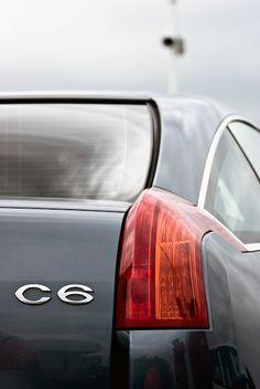#Pinterest Citroën C6 en nuestro tablero Citroën en Detalles