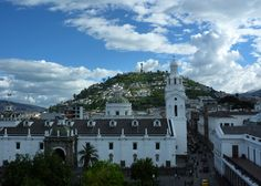 Quito Ecuador Attractions | Ecuador Travel - Quito, Ecuador Old City or Centro......christmas eve 2013 !!! yes!!!!!