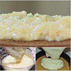 Ingredientes 1 lata de leite condensado 500 ml de leite 200 ml de leite de coco 4 colheres (sopa) de amido 100 gramas de coco ralado 1 colher (chá) de essência de coco 1 caixinha de creme de leite Preparo 1 – Despeje em uma panela o leite condensado, o leite, o leite de coco,…