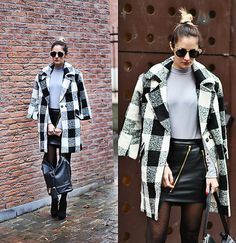 Get this look: http://lb.nu/look/8561605  More looks by Ruxandra Ioana: http://lb.nu/user/1879281-Ruxandra-I  Items in this look:  Dresslily  Coat, Rosegal  Bodysuit   #chic #street #ootd #streetstyle