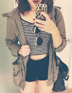 Grunge Outfit for Teens