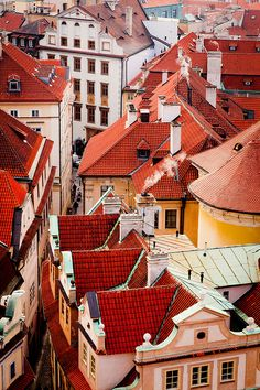 The Czech Republic - Prague: Old World Charm by John & Tina Reid, via Flickr