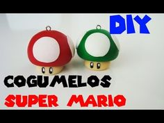 Aprenda a Fazer um Pingente do Super Mario feito de biscuit para Brincos, Cordões Chaveiros... Para mais informações, acesse: http://www.beautyrock.com.br/20...