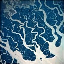 Bilderesultat for satellite picture river