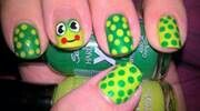 Nails frogs