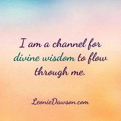 #divinewisdom