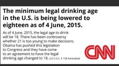is there a different drinking age for military members legal  drinking age lowered to 18 essay obama signs law to lower legal drinking age to effective
