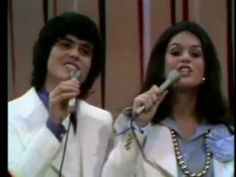 Donny Osmond - I'm Leaving It (All) Up To You