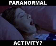 El desván del Freak: Paranormal Activity? (ANIMACIÓN)