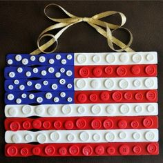 Bring out your pipsqueak's patriotic spirit with these clever but simple crafts for the Fourth.