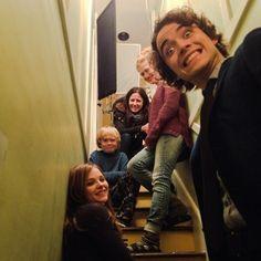 Stairway to If I Stay.   @ thejoshualeonard