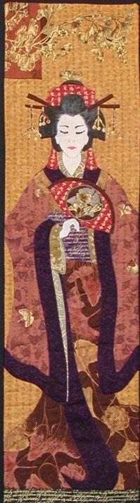 Empress Mari Pattern & Directions