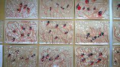 Tech Art, Winter Art, Winter Christmas, Art Lessons, Advent Calendar, Art For Kids, Arts And Crafts, Birds, Holiday Decor