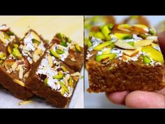 Total Preperation Time - 20 min Ready To eat in Just 2 Hrs Ingredients 2 Cups Besan Gramflour any brand 1 Cup Sugar 1 Cup Water 1 + 3 Tbsp Desi Ghee Recipes In Marathi, Gujarati Recipes, Indian Food Recipes, Sweets Recipes, Snack Recipes, Cooking Recipes, Cooking Ideas, Desserts, Indian Sweets