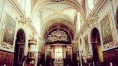 #Nef #église #SaintExupère #Toulouse #Baroque XVIIe s.  #ByToulouse #VisitezToulouse #We_Toulouse #igerstoulouse #tourismemidipy #Patrimoine #architecture #instarchitecture #architectureporn #architecturelovers #trésorspatrimoine #church