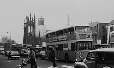 Tor423, Haymarket, Newcastle upon Tyne, 1970 | Description: … | Flickr