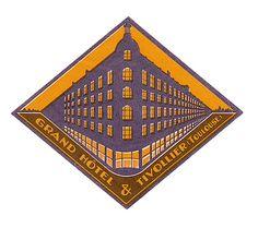 Grand Hotel Tivollier France Label