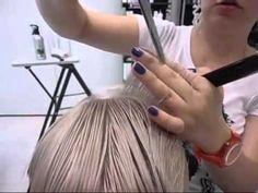 Aprenda a fazer um corte de cabelo curto estilo pixie  #cabelocurto #shorthair #pelocorto #pixie