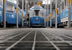 Kindergeburtstag im Tram Museum Zürich - GratisGeburtstag
