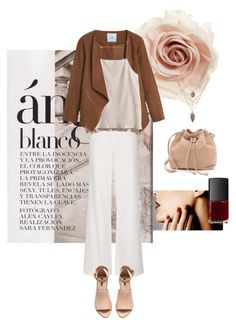 """""""#6"""" by yj-an ❤ liked on Polyvore featuring Cara, Topshop, MANGO, H&M, MR. and NARS Cosmetics"""