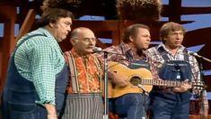 The Hee Haw Gospel Quartet - Oh Come Angel Band(Buck Owens,Grandpa Jones...