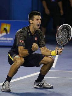 Novak Djokovic- my fav