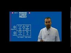 2 minute video: How to Manage a Great Project - Stakeholder Triage
